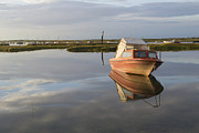 S1 Photos - Boat Reflection by Keith Douglas