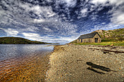 Derek Beattie - Boathouse by the Loch