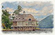 Susan Leggett - Boathouse