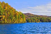 Susan Leggett - Boating in Autumn