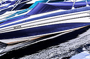 Yachts Prints - Boats and reflections Print by Elena Elisseeva