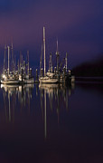 Ken McDougal - Boats at Rest