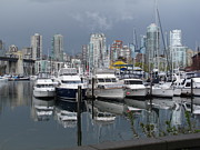 Pamela Funk - Boats At Rest Vancouver