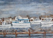 Tony Caviston - Boats of Tarpon Springs V
