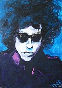 Bob Dylan Painting Originals - Bob Dylan Painting by  Anthony Parillo