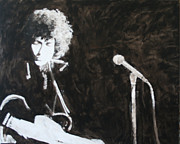Bob Dylan Art - Bob Dylan by Willem Arendsz