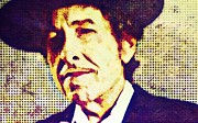 Bob Dylan Digital Art - Bob by Ellot Halt