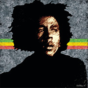 Walter Oliver Neal - Bob Marley 2