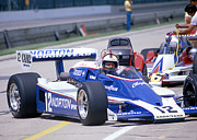 Indianapolis 500 Photos - Bobby Unser in The Norton Race Car by Martin Sullivan