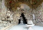 Boboli La Grotta Grande 3 Print by Ellen Henneke