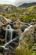 Adrian Evans - Bochlwyd Waterfall