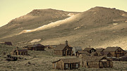 School Houses Photos - Bodie California by Nick  Boren