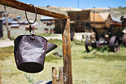 Horizontal Art - Bodie Ghost Town 2 - Old West by Shane Kelly