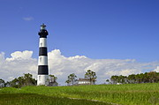 Allen Beatty Prints - Bodie Island Lighthouse Print by Allen Beatty