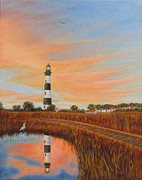 Fran Brooks - Bodie Island Lighthouse