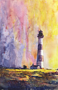Raleigh Originals - Bodie Island Lighthouse by Ryan Fox