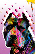 Cute Dogs Digital Art - Bodyguard by Mark Ashkenazi