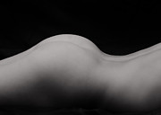 Buttocks Prints - Bodyscape Print by Stylianos Kleanthous