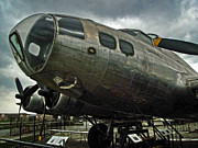 Boeing Flying Fortress B-17g  -  03 Print by Gregory Dyer