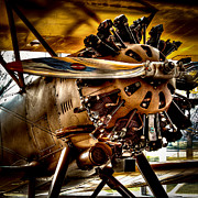 Plane Acrylic Prints - Boeing Model 100 by David Patterson