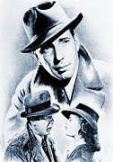 Andrew Read - Bogart silver screen