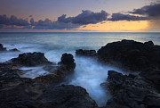 Koloa Framed Prints - Boiling Sea Framed Print by Mike  Dawson