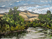 Les Herman - Boise River at Barber...