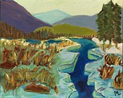 Mary LaFever - Bold Blue Creek