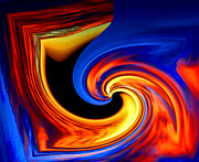 Dynamic Digital Art - Boldness by JaqStone