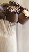 Belgium Photo Metal Prints - Bonbons au Chocolat Metal Print by Juli Scalzi