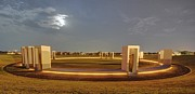 A.m Photos - Bonfire Memorial by David Morefield