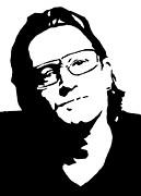 Bono Print by Monofaces