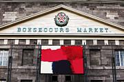 Bonsecours Market Print by John Rizzuto