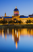 Old Montreal Art - Bonsecours Market Montreal by Mircea Costina Photography