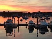 Lois Lepisto - Boothbay Sunset 1