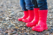 Little Sister Photos - Booties by Fizzy Image