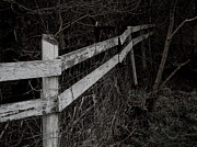 Rural Decay Art - Borderline by Odd Jeppesen