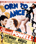 Release Digital Art Posters - Born To Dance Poster by Studio Release