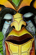 Theodore Clutter - Boruca Devil Mask
