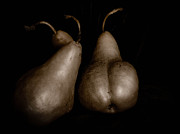 Bosc Prints - Bosc Pears 1 Print by Paul Haist