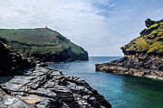 Susie Peek-Swint - Boscastle - Cornwall