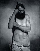 Naked Male Art Photos - Bossi Giovanni, Academic Study Of Nude by Everett