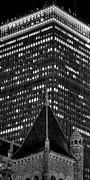 Joann Vitali - Boston Architecture - Prudential Center