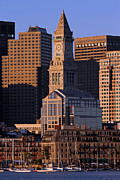 Juergen Roth - Boston Clock Tower