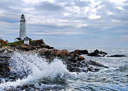 Peggie Strachan - Boston Light Wave...