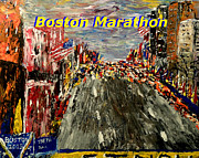 Mark Moore - Boston Marathon 2
