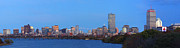 Charles River Art - Boston Panorama by Juergen Roth