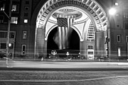 Amazing Jules Art - Boston Rowes Wharf by Amazing Jules