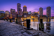 Jerry Fornarotto - Boston Skyline at...