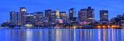 Joann Vitali - Boston Skyline Panoramic 4